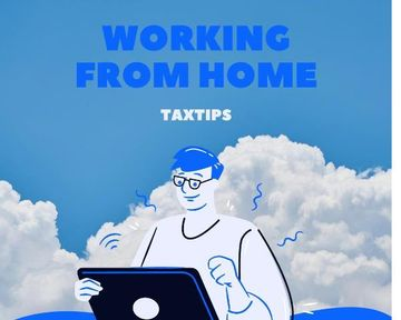 Working from home? You could qualify for tax deductions  Press • Aug 25, 2020
